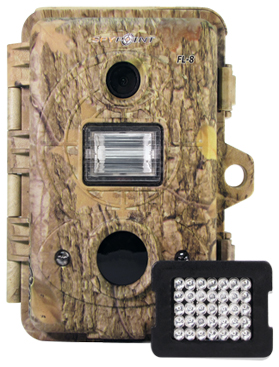 Spypoint Dual Flash Camera Traps Fl 8 India White Flash